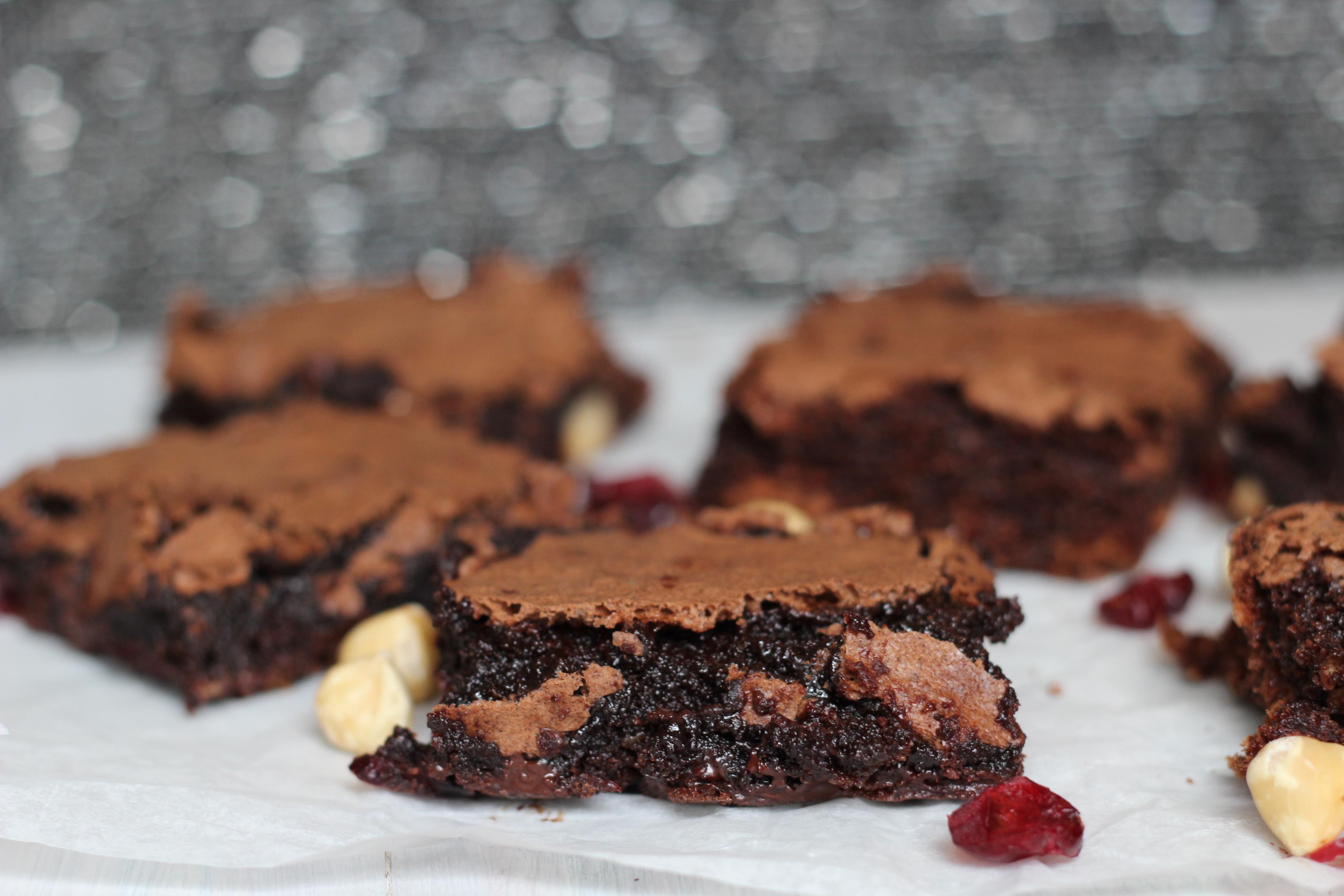 Twice Baked Chocolate Fudge Cake